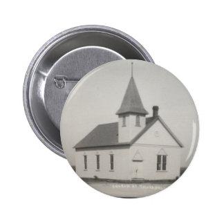 Talala, OK Methodist Church 6 Cm Round Badge