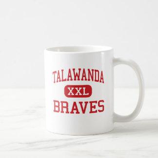 Talawanda - Braves - High School - Oxford Ohio Coffee Mug