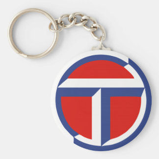Talbot Car Classic Vintage Hiking Duck Keychains