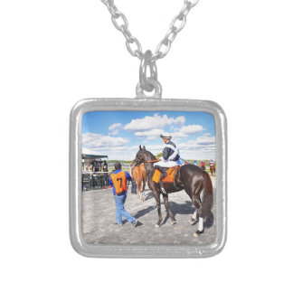 Tale of Life Silver Plated Necklace