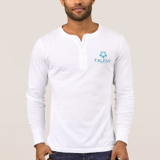 Talent Paradigm's Henley Shirt