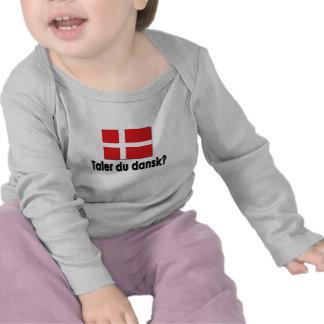 Taler du dansk shirts