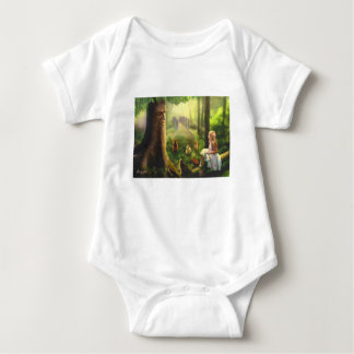 Tales from the Whispering Tree Baby Bodysuit