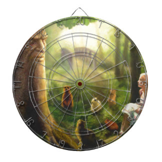 Tales from the Whispering Tree Dartboard
