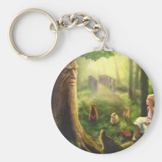 Tales from the Whispering Tree Key Ring