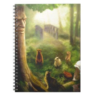 Tales from the Whispering Tree Notebooks