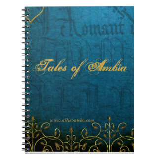 Tales of Ambia Notebook