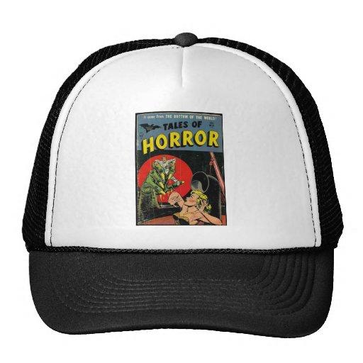 Tales of Horror comic Trucker Hats