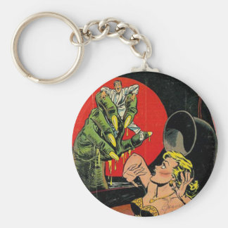 Tales of Horror comic Keychain