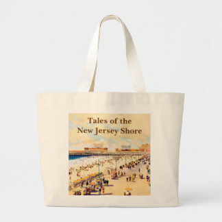 Tales of the New Jersey Shore  tote bag