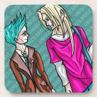 Taliah and Erik Coaster
