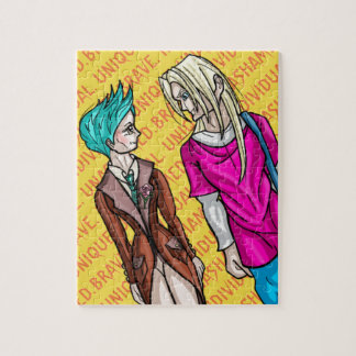 Taliah and Erik Jigsaw Puzzle