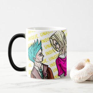 Taliah and Erik Magic Mug