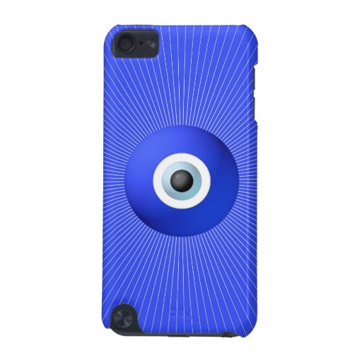 Talisman to Protect Against Evil Eye iPod Touch 5G Case