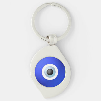 Talisman to Protect Against Evil Eye Keychains