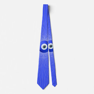 Talisman to Protect Against Evil Eye Tie