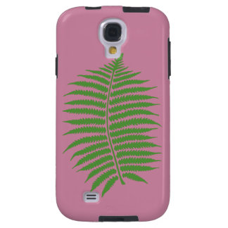 Talk about weird leafs galaxy s4 case