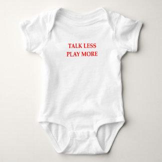 TALK BABY BODYSUIT