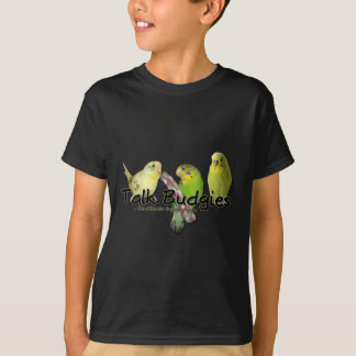 Talk Budgies v3 T-Shirt