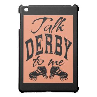 Talk Derby to me, Roller Derby iPad Mini Case