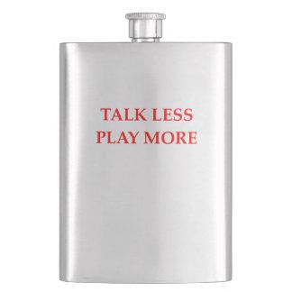 TALK HIP FLASK