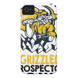 Talk Like A Grizzled Prospector Day iPhone 4 Covers