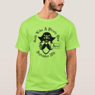 Talk Like A Pirate Arrr T-Shirt