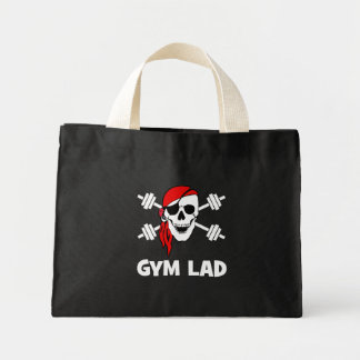 Talk Like A Pirate Day Gym Lad Tote Bag