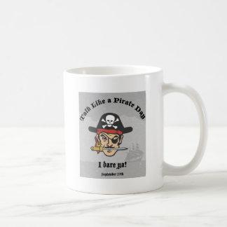 Talk like a Pirate Day Coffee Mugs