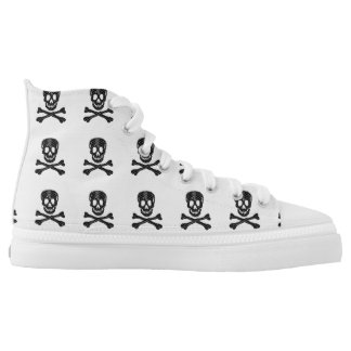 Talk Like a Pirate Day Printed Shoes