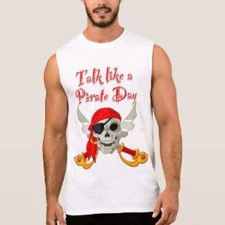 """Talk like a Pirate Day"" T-shirt"