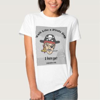 Talk like a Pirate Day! Tee Shirt