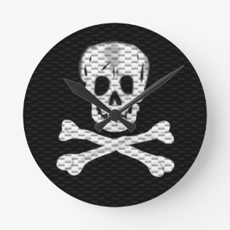 Talk Like a Pirate Day Wall Clocks