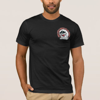 Talk Like a Pirate or be Eaten! T-Shirt