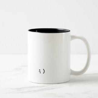 Talk nerdy - mug
