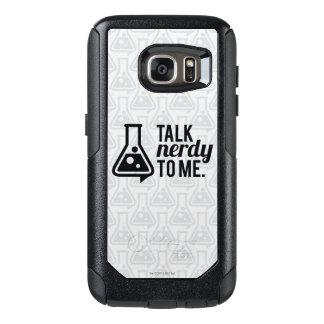 Talk Nerdy OtterBox Samsung Galaxy S7 Case