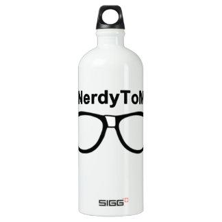 Talk Nerdy to me Glasses SIGG Traveller 1.0L Water Bottle