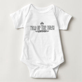 Talk of the Town - Onsey Baby Bodysuit