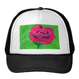 Talk Rose2 Cap