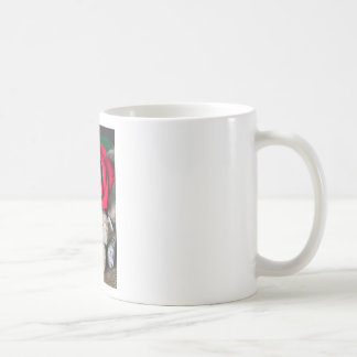 TALK ROSE with cork Coffee Mug