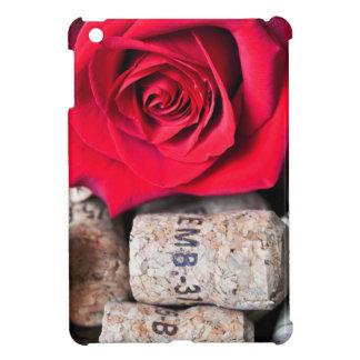 TALK ROSE with cork iPad Mini Cases