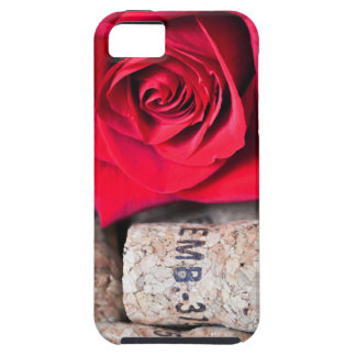 TALK ROSE with cork iPhone 5 Covers