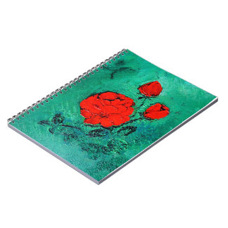 talk roses notebook