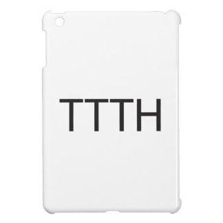 Talk To The Hand ai iPad Mini Cover