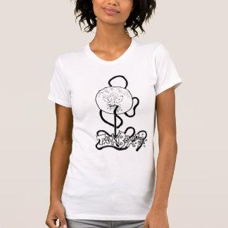 TALKBOX JUNKIE Ladies Performance Micro-Fiber T-Sh T-Shirt