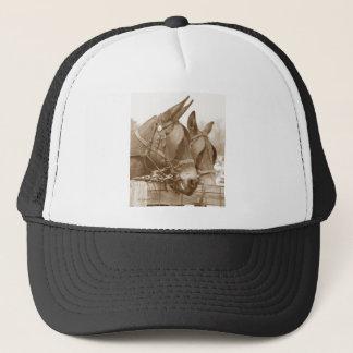 Talkin' It Over Trucker Hat