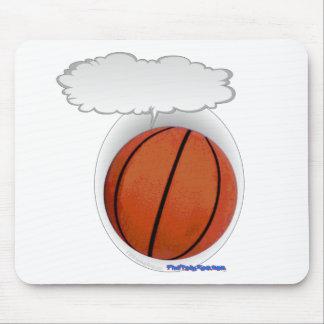 Talking Basketball Mouse Pad