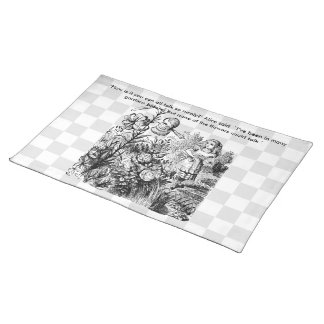 Talking Flowers Placemat