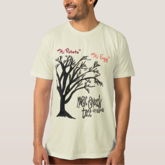 Talking Gnocchi Tree T-Shirt