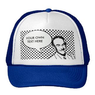 Talking Ron Paul Trucker Hat